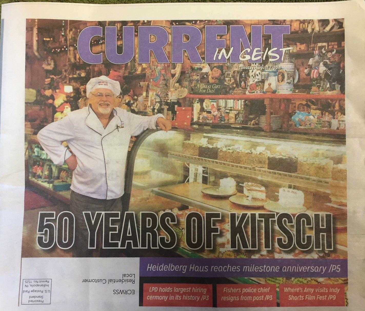 50803e248dd5b2 50 Years of Kitsch Heidelberg Haus Reaches Milestone Anniversary August, 7,  2018